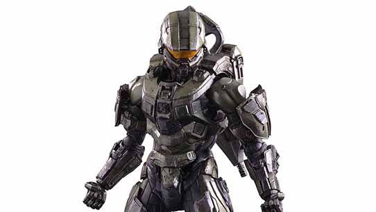 Halo 5: Guardians Master Chief Play Arts Kai Figure